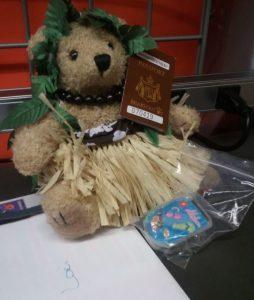 13 - Aloha Bear