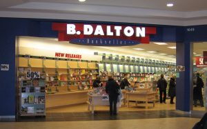 17 - B Dalton Bookseller