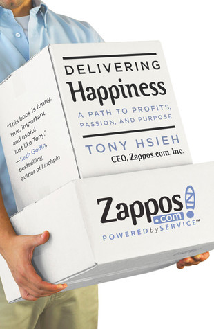 5 - Delivering Happiness