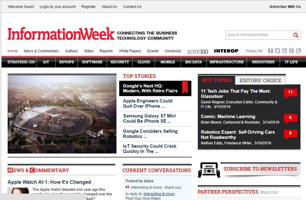 33 - Information Week