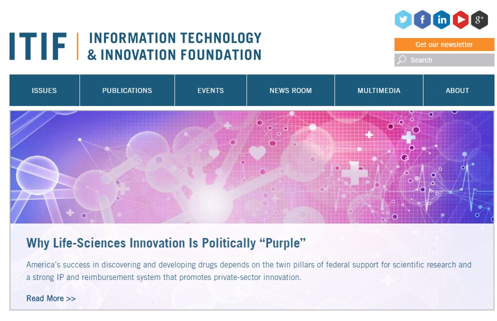36 - Information Technology & Innovation Foundation