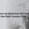 6 Lessons on Customer Service from the Four Comma Club