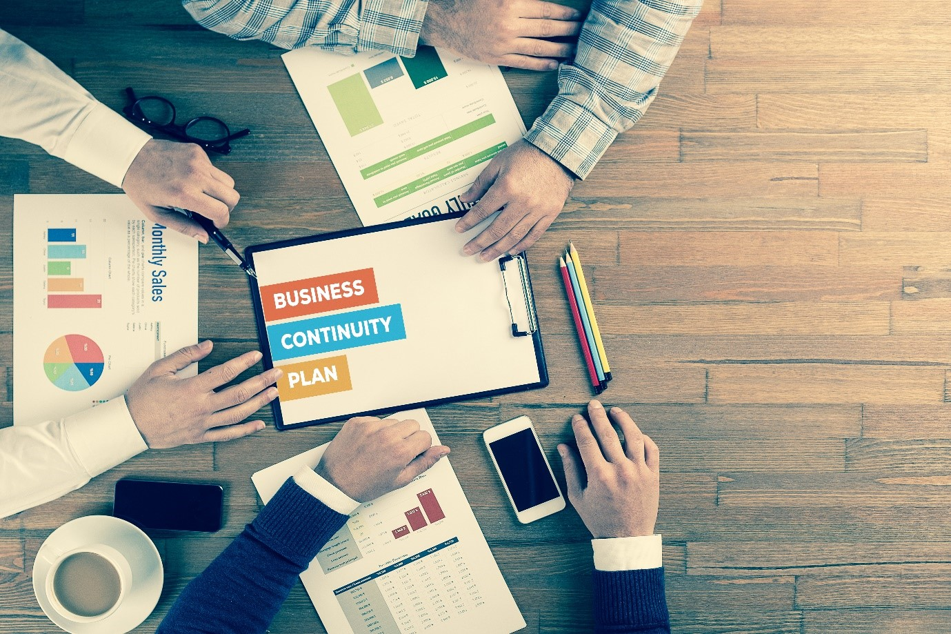 3 Reasons Why Transcosmos Has a Business Continuity Plan